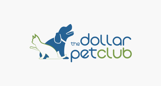 The Dollar Pet Club Logo Design